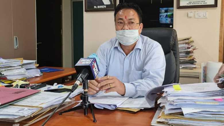 LDA project director L Bagaton