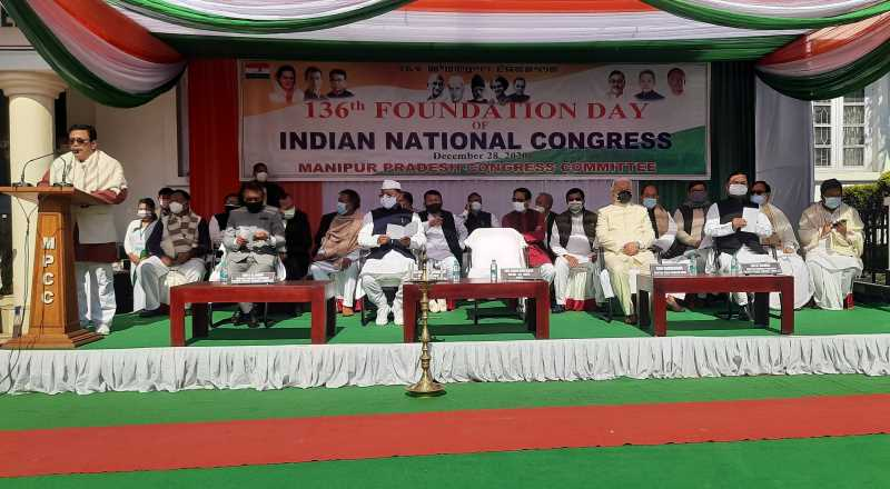 Manipur Congress, INC founday day_IFP