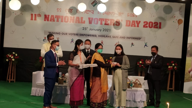 national Voters day manipur
