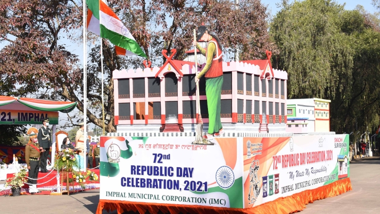 Republic day Imphal