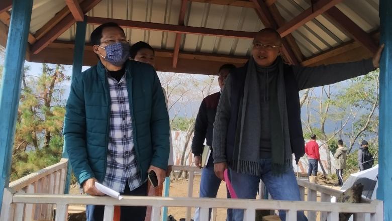 eco tourism khayang village