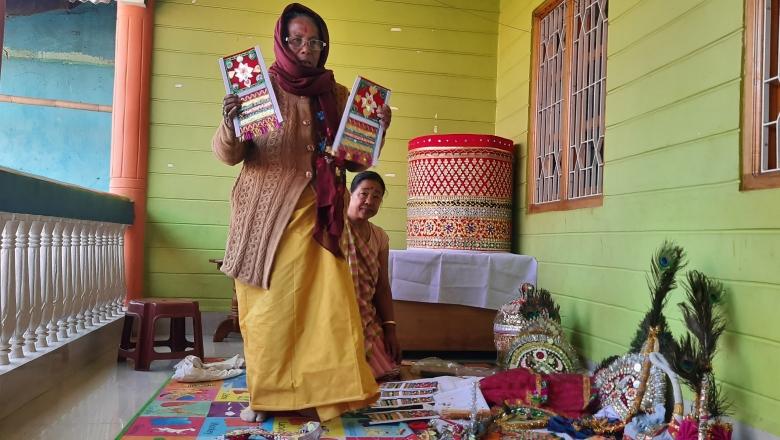 Hanjabam Ongbi Radhe Devi