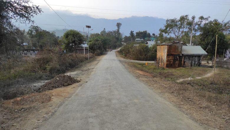Saihenjang village plastic free