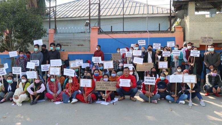 manipur contractual staff nurses
