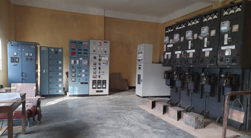 Tamenglong electricity
