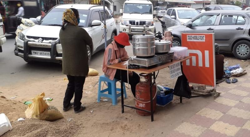 street foods imphal