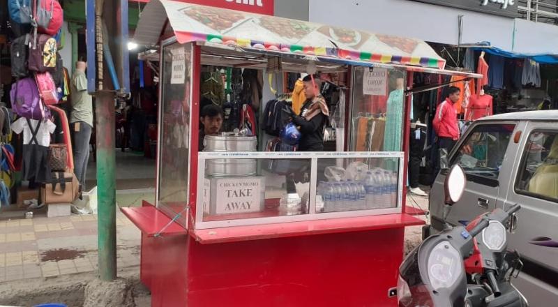 Street food imphal