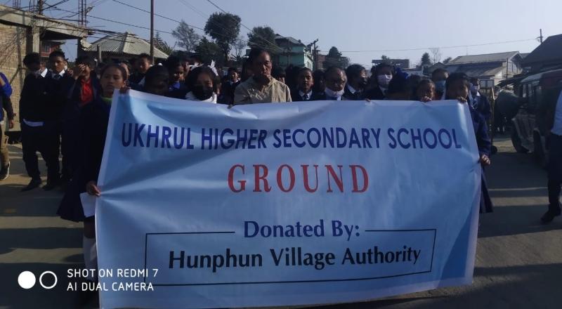 ukhrul higher secnodary school