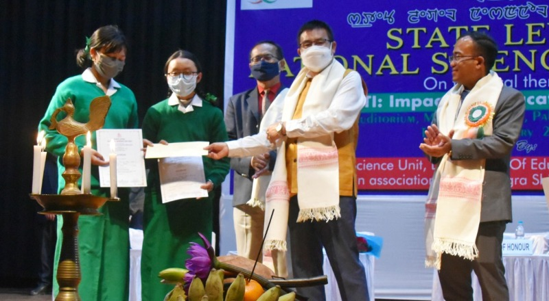 National Science Day manipur