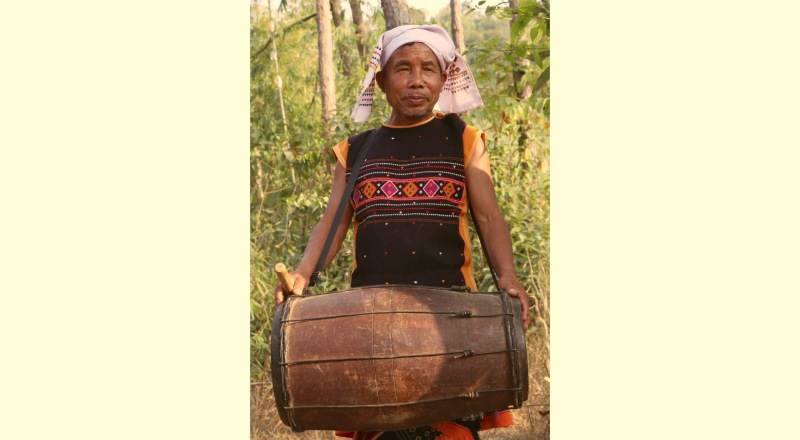 Tarao folk music