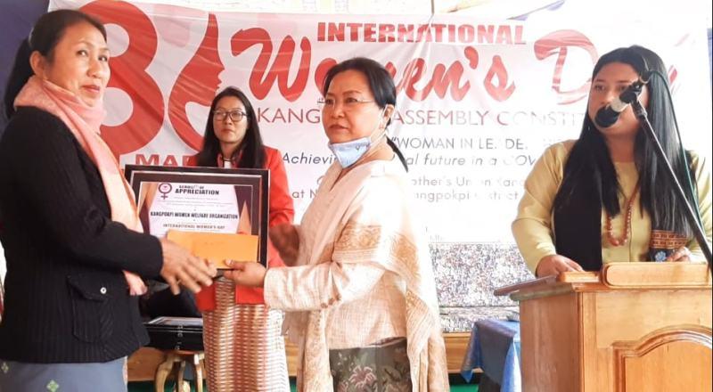 International Women's Day 2021, Manipur