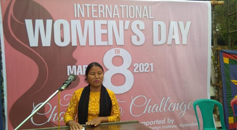 International Women's Day 2021, tamenglong