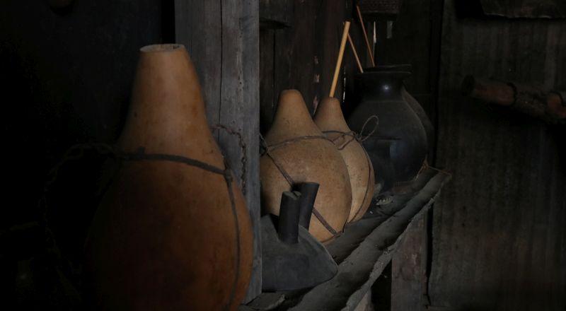 tanghul relics