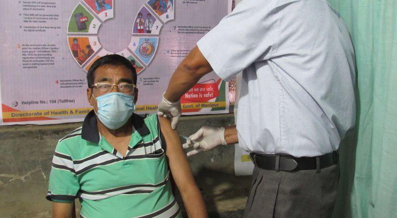 journalist vaccination