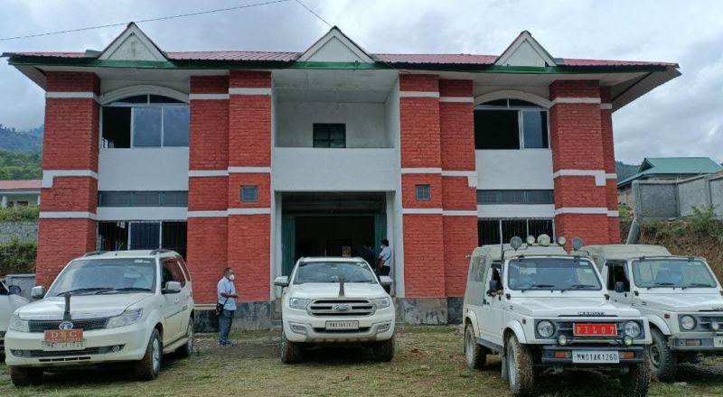 community covid care centre