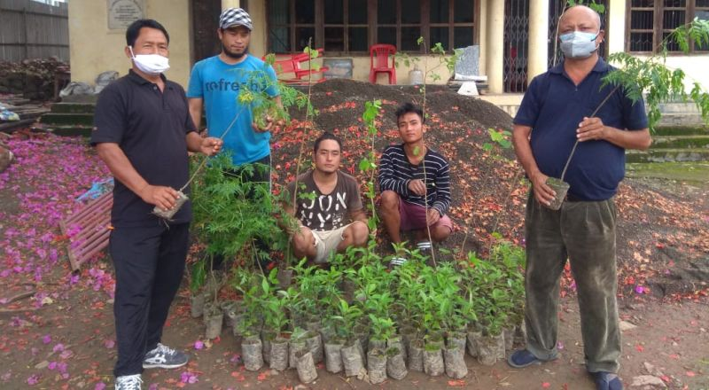 world environment day manipur