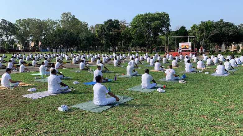 yoga, iyd