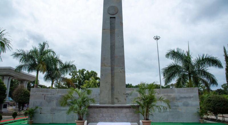 memorial complex imphal