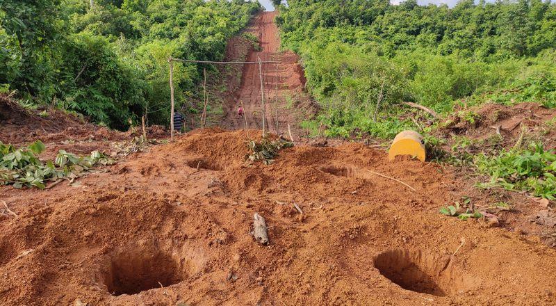 Indo-Myanmar border fencing