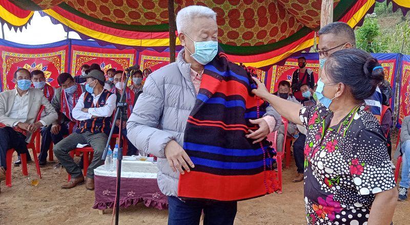 Manipur, ukhrul, phalee village