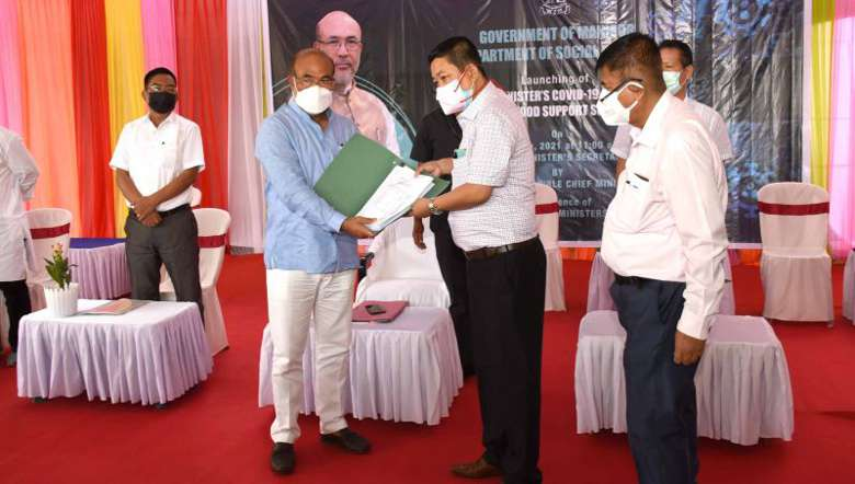 COVID-19 Affected Livelihood Support Scheme Launched in Manipur: Current Affairs 24/08/21 School Megamart 2021